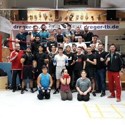 Box Gym Dreger Freimersheim